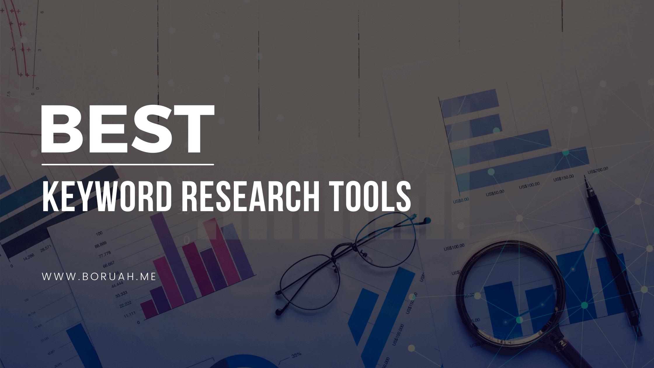 keyword research tools